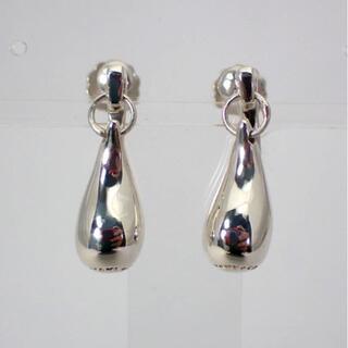 ティファニー(Tiffany & Co.)のティファニー 925 ティアドロップ イヤリング [g530-2](イヤリング)