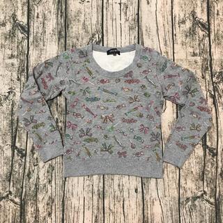 イーストボーイ(EASTBOY)の子供服 トレーナー 女の子 130 イーストボーイ East boy(Tシャツ/カットソー)