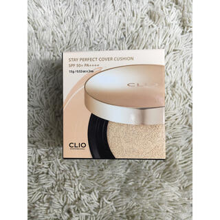 CLIO STAY PERFECT COVER CUSHION (ファンデーション)