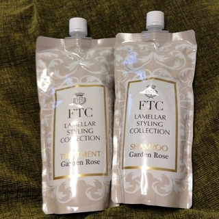 FTC - FTC ラメラスタイリングシャンプー & トリートメント セット《新品》