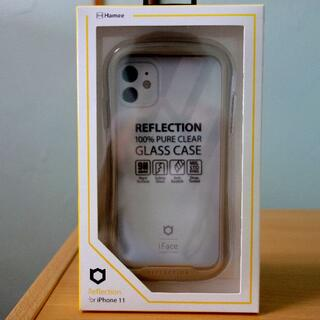 iFace Reflection BEIGE for iPhone 11(iPhoneケース)