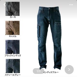 バートル(BURTLE)のキャメル アイズフロンティア M 作業ズボン(ワークパンツ/カーゴパンツ)