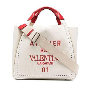 ヴァレンティノガラヴァーニ(valentino garavani)の【新品】VALENTINO ATELIER BAG ヴァレンティノ トートバッグ(トートバッグ)