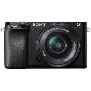 SONY -  α6100 SONY パワーズームレンズキット ILCE-6100L 黒