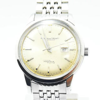 インターナショナルウォッチカンパニー(IWC)のIWC メンズ インヂュニア インジュニア 自動巻 Cal.8531 SS (腕時計(アナログ))