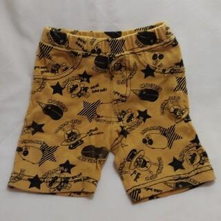 バンダイ(BANDAI)の子供ハーフパンツ 80サイズ アンパンマン(パンツ)