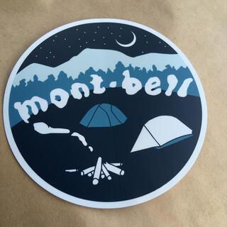 モンベル(mont bell)のモンベル ステッカー キャンプ ノースフェイス パタゴニア kavu(その他)