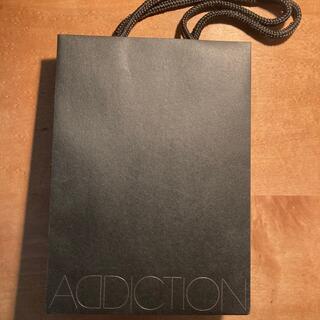 アディクション(ADDICTION)のADDICTION ショップ袋(ショップ袋)