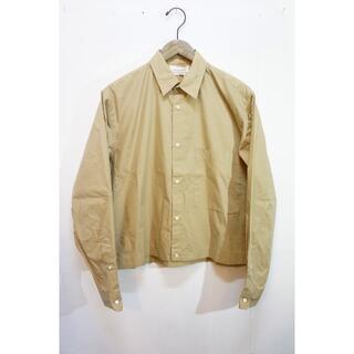 マーカウェア(MARKAWEAR)のマーカウェア 長袖 ショート シャツ ソクタス コットン 1018K▲(シャツ)