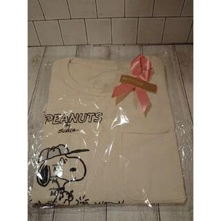 スヌーピー(SNOOPY)のペットパラダイスのスヌーピーのTシャツユニセックスM新品未使用品(Tシャツ(半袖/袖なし))