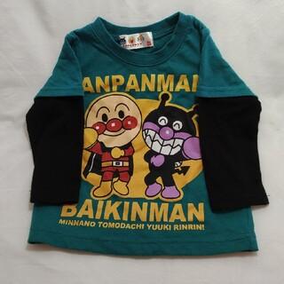 バンダイ(BANDAI)の子供長袖Tシャツ 80サイズ アンパンマン(Tシャツ)