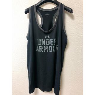 アンダーアーマー(UNDER ARMOUR)のUnder Armour アンダーアーマー トップス タンクトップ ノースリ(ヨガ)