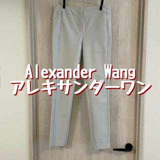 アレキサンダーワン(Alexander Wang)の【Alexander Wang】アレキサンダーワン  白パンツ サイズ0(カジュアルパンツ)