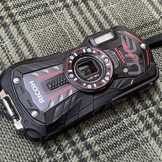 RICOH - リコー 防水・防塵・耐衝撃デジタルカメラ WG-30