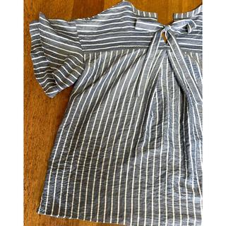 アズールバイマウジー(AZUL by moussy)のシャツブラウス AZUL  トップス(シャツ/ブラウス(半袖/袖なし))