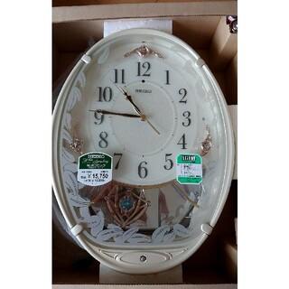 SEIKO - SEIKO 電波時計 壁掛け時計