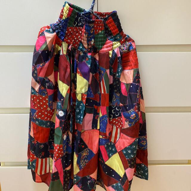 GO TO HOLLYWOOD(ゴートゥーハリウッド)のGO TO HOLLYWOOD Skirt 120 キッズ/ベビー/マタニティのキッズ服女の子用(90cm~)(スカート)の商品写真