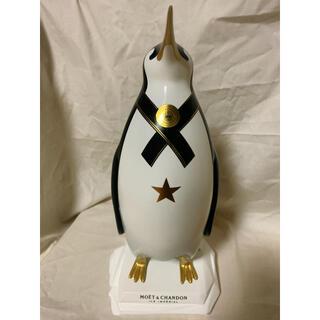 モエエシャンドン(MOËT & CHANDON)の非売品 モエ エ シャンドン 特大 ペンギン エトワール フィギュア (シャンパン/スパークリングワイン)