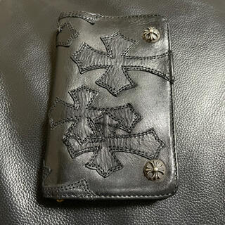 Chrome Hearts - クロムハーツ 1ZIP Wallet 財布