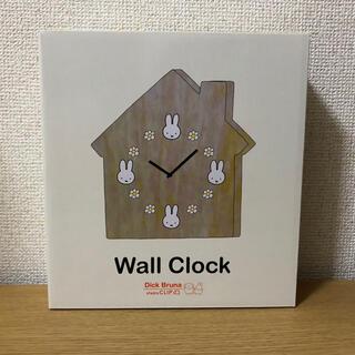 スタディオクリップ(STUDIO CLIP)のスタディオクリップ  ミッフィー  ウォールクロック  時計(掛時計/柱時計)