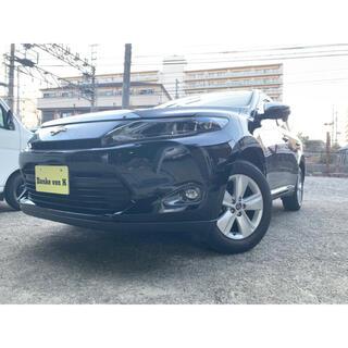 トヨタ(トヨタ)の車検付 トヨタ 60系 ハリアー デカナビ Bluetooth(車体)