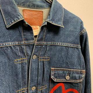 エビス(EVISU)のEVISU ファースト デニムジャケット LOT1506(Gジャン/デニムジャケット)