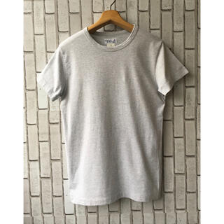 アニエスベー(agnes b.)の10年は楽に着続けられる「agnès b.」タフなバインダーネックTシャツ(Tシャツ/カットソー(半袖/袖なし))