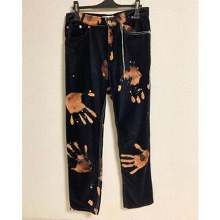 ジョンローレンスサリバン(JOHN LAWRENCE SULLIVAN)のmagliano20ss 手形パンツ(スラックス)