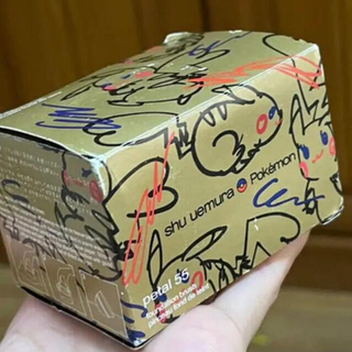 shu uemura - 新品未使用 シュウウエムラ ペタル55 ファンデーションブラシ ピカシュウ