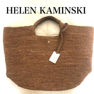 ヘレンカミンスキー(HELEN KAMINSKI)のHELEN KAMINSKI ヘレンカミンスキー バック(かごバッグ/ストローバッグ)