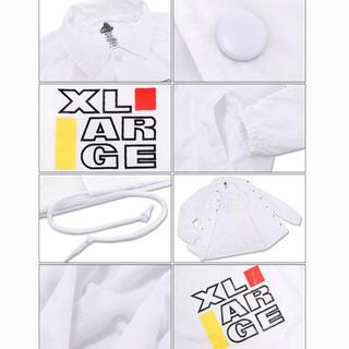 エクストララージ(XLARGE)のXLARGE(ナイロンジャケット)