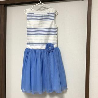コストコ(コストコ)の1度のみ コストコ ドレス 7歳(ドレス/フォーマル)