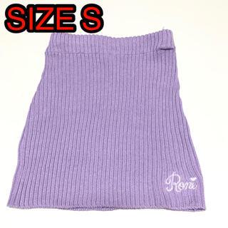 ロニィ(RONI)のKK23 RONI ニットタイトスカート SIZE S(スカート)