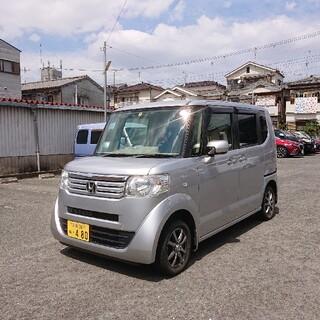 ホンダ - 車検2年 新型 ホンダ N-BOX 軽ミニバン 両側スライドドア 地デジ カメラ