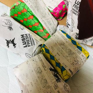 ラッシュ(LUSH)のキーコ様専用☆LUSH  えんソープ&マーマレードソープ(ボディソープ/石鹸)
