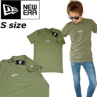 ニューエラー(NEW ERA)のニューエラ Tシャツ 半袖 ロゴ エッセンシャル スクリプト ロゴ Sサイズ(Tシャツ/カットソー(半袖/袖なし))