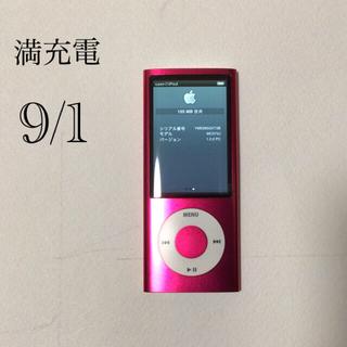 Apple - iPod nano 5世代 16GB ピンク-27 作動品