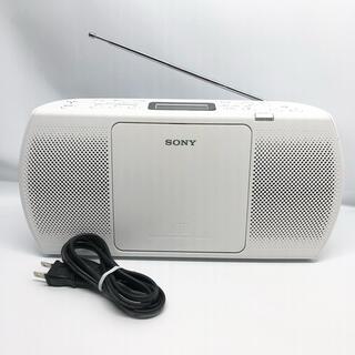 ソニー(SONY)のSONY CDラジオ ZS-E20CP(ラジオ)