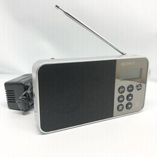 ソニー(SONY)のソニー ラジオ XDR-55TV : FM/AM/ワンセグTV音声対応(ラジオ)