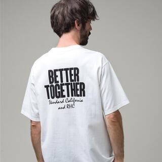 スタンダードカリフォルニア(STANDARD CALIFORNIA)のスタンダードカリフォルニア  RHC Tシャツ XL ロンハー(Tシャツ/カットソー(半袖/袖なし))