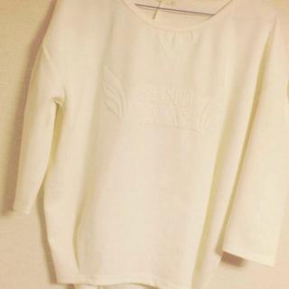 ジーユー(GU)のトップス✡(Tシャツ(長袖/七分))