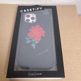 ヨウジヤマモト(Yohji Yamamoto)のCASETiFY×Yohji Yamamoto iPhone12/12pro(iPhoneケース)