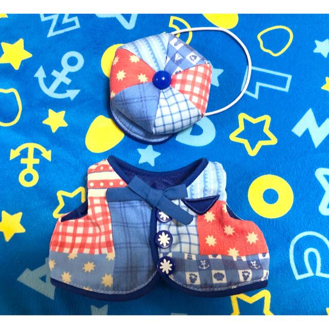ダッフィー(ダッフィー)のダッフィー   ぬいぐるみポーチ  エンタメ/ホビーのおもちゃ/ぬいぐるみ(キャラクターグッズ)の商品写真