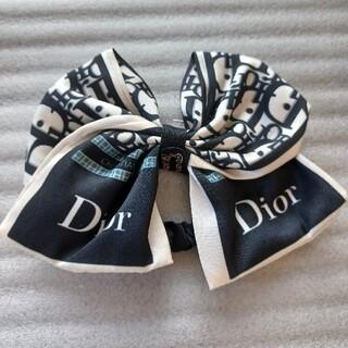 ディオール(Dior)のDior ヘアゴム ヘアアクセサリー リボン(ヘアゴム/シュシュ)