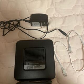 バッファロー(Buffalo)のBUFFALO Wi-Fiルーター WSR-300HP/N(その他)