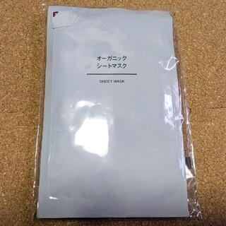 ムジルシリョウヒン(MUJI (無印良品))の無印良品 オーガニックシートマスク5枚組(パック/フェイスマスク)