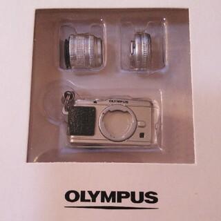 オリンパス(OLYMPUS)のOLYMPUS ミニチュアカメラストラップ(その他)