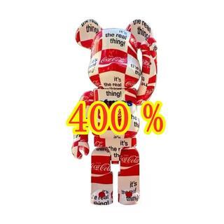 メディコムトイ(MEDICOM TOY)のBE@RBRICK atmos × Coca-Cola 400%(その他)