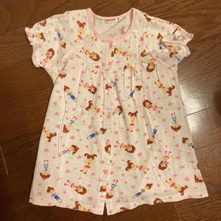 ミキハウス(mikihouse)のミキハウス 女の子パジャマ 130(パジャマ)