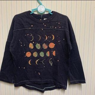 GO TO HOLLYWOOD - 美品 ゴートゥーハリウッド 長袖 カットソー  Tシャツ 120 スミクロ